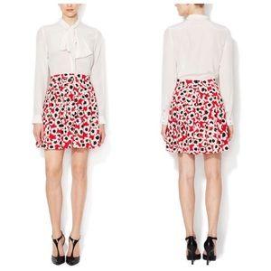 Alex + Alex Floral Skirt